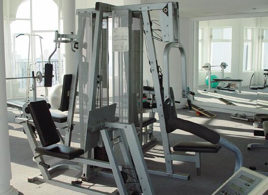 image of Mykonos gym